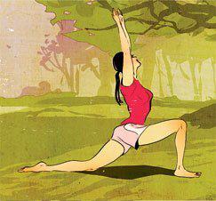 ITBS Stretch