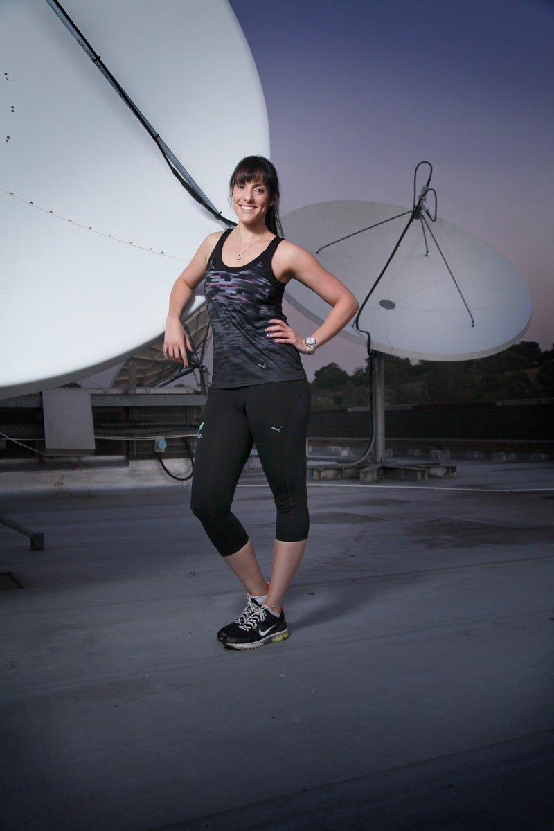 Nicole Da Silva Runner S World