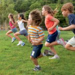 children-and-running