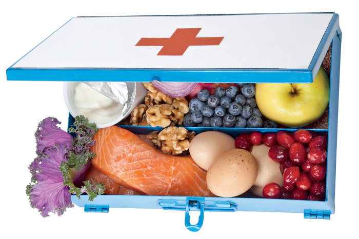 【早期回復】ケガを早く治すために有効な食べ物とは?