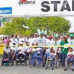 Outeniqua Wheelchair Marathon 3