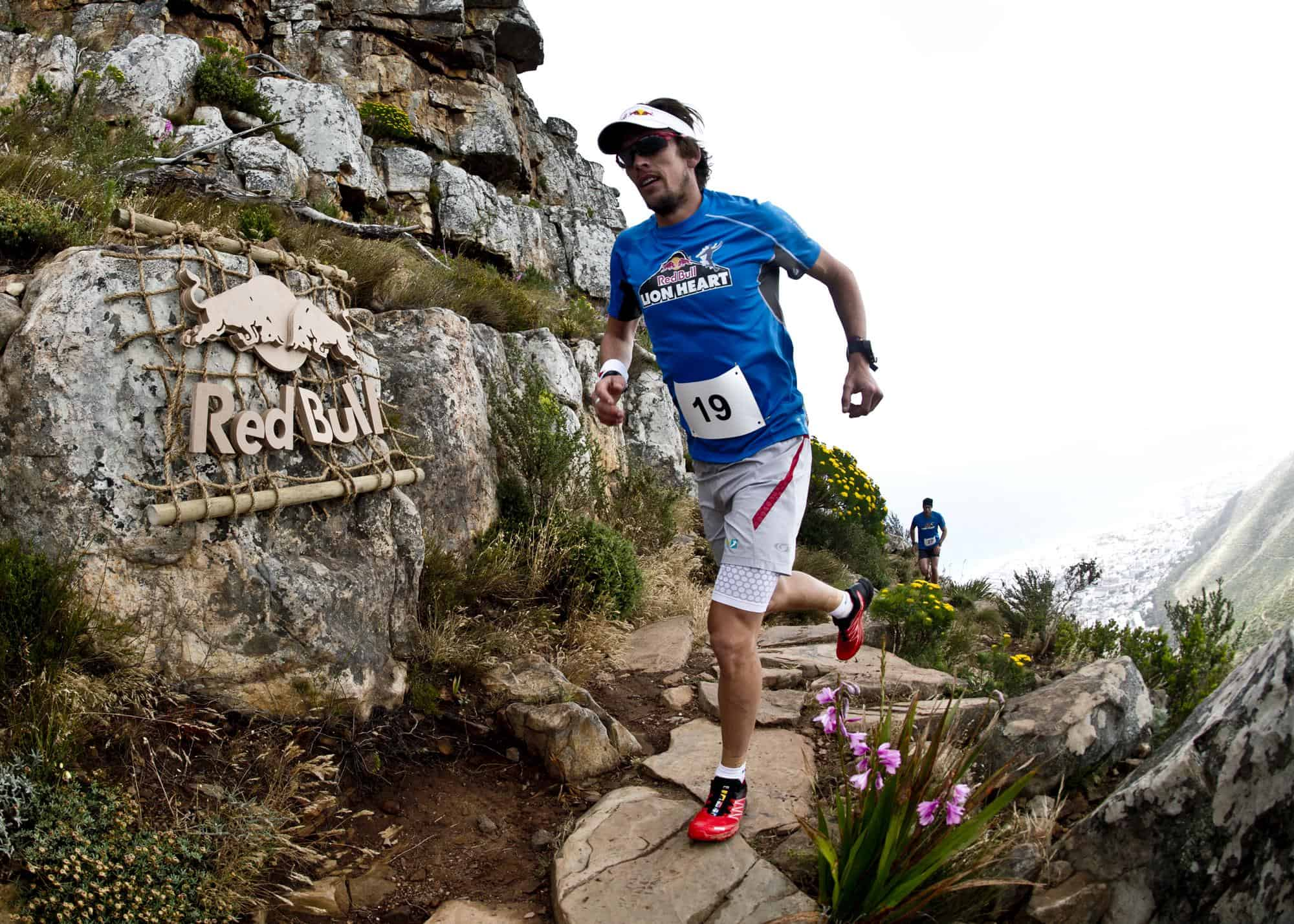 Ryan sandes giving it his all on lion 39 s head c craig kolesky nikon red bull content pool - Red bull content pool ...