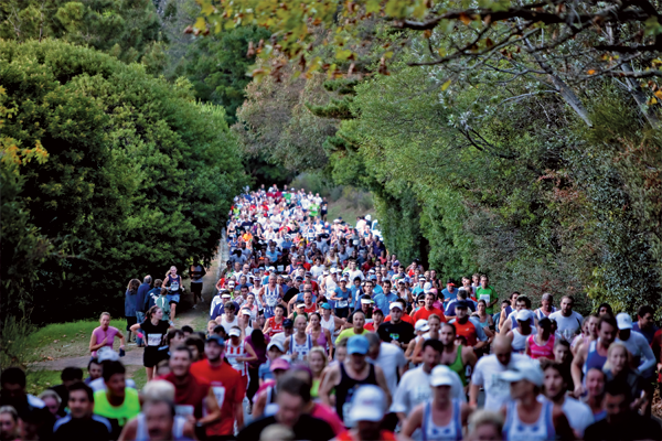 Image from Two Oceans Marathon