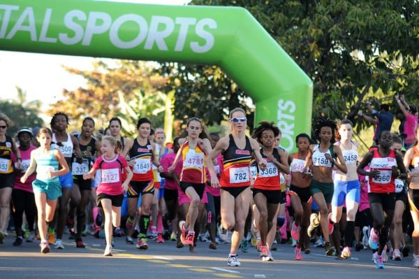 Totalsports Ladies Race Durban by Jetline Action Photo