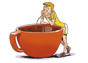 Caffeine-and-running