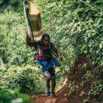 Sbonelo Khwela, champion paddler
