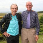 (With Don Ritchie, at his house in Lossiemouth, Aberdeenshire, Scotland.) Don Ritchie, winner of dozens of major ultra marathons and holder of 11 world ultra-marathon records. He also started running a decade before me!