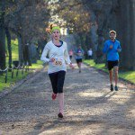 Heading to the Adrenaline Adventures Groot Constantia 10k finish line. Image By ishotimages