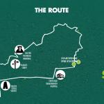 Route map - Soweto Marathon