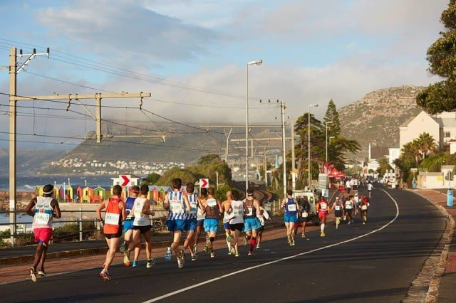 Image taken from Two Oceans Marathon Facebook page.