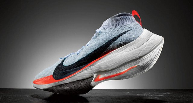 Nike created the Zoom Vaporfly Elite exclusively for Eliud Kipchoge, Lelisa Desisa, and Zersenay Tadese for their attempt to break two hours in the marathon. Jonathon Kambouris