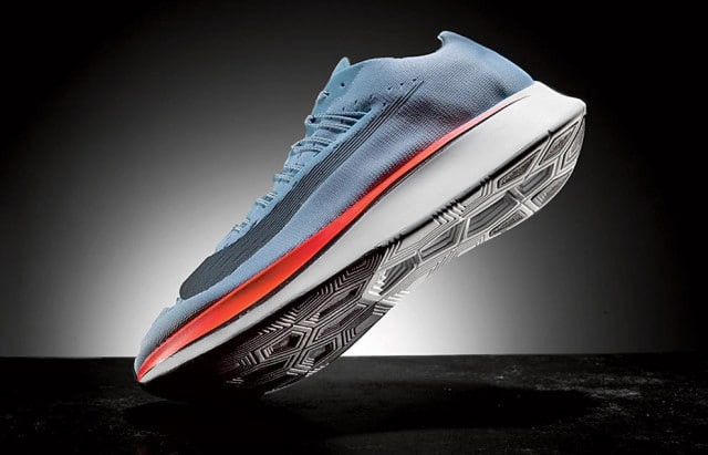 The Zoom Fly is designed to be more durable than the other Nike models. Jonathon Kambouris