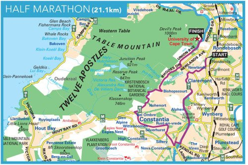 Two Oceans Marathon All You Need To Know  Runners World