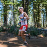 Ryan Sandes in Western States 100 © Corinna Halloran/Red Bull Content Pool