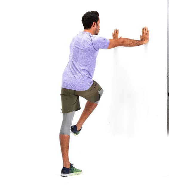 Bent-Knee Lateral Swing stretch