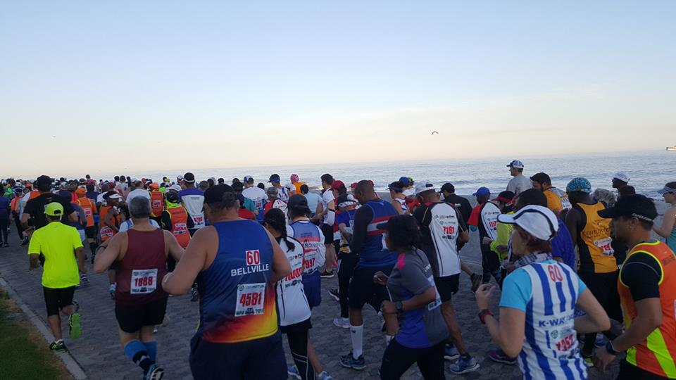 The Cape Town Festival Of Running