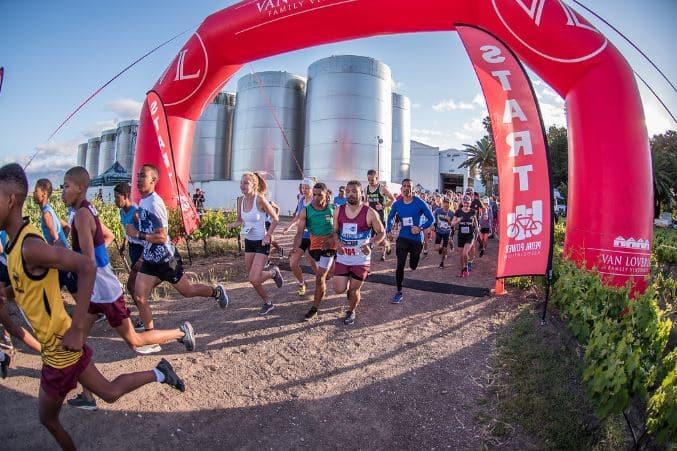 Java Trail Run