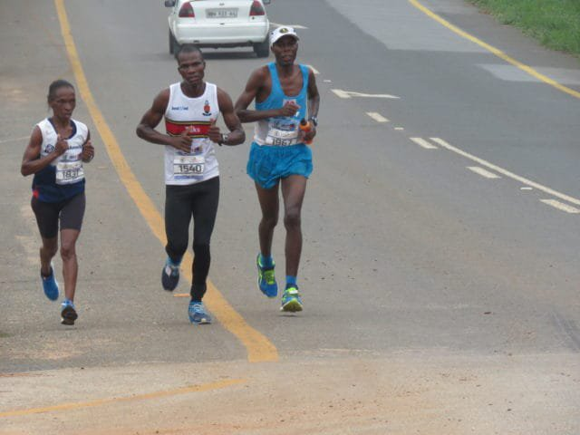 Should cross country runners hit the streets for road