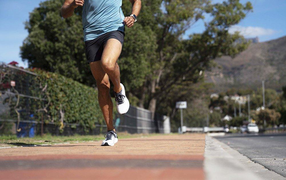 under-pronation half marathon
