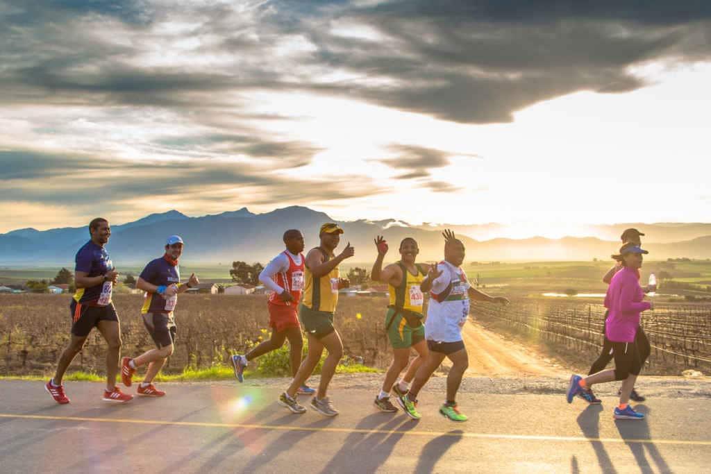 PPC Riebeeck Berg Marathon, Half & 10km