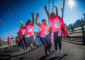 Totalsports Women's Race – Johannesburg
