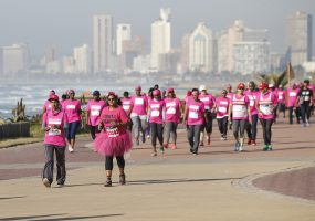 Totalsports Women's Race Durban by Rogan Ward