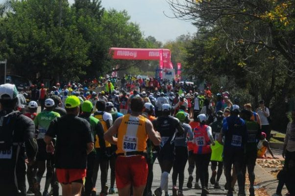 MiWay Wally Hayward Marathon