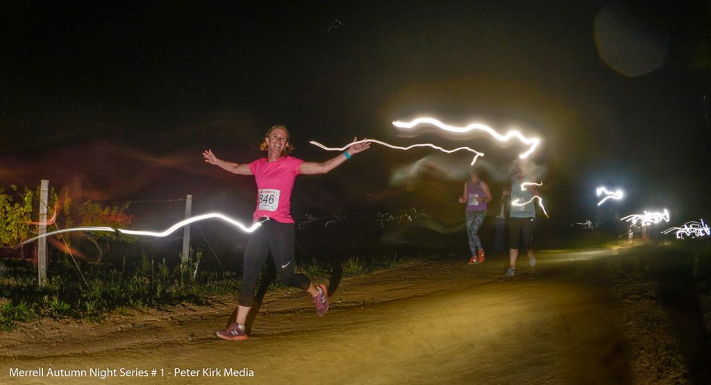 Merrell Autumn Night Run Series