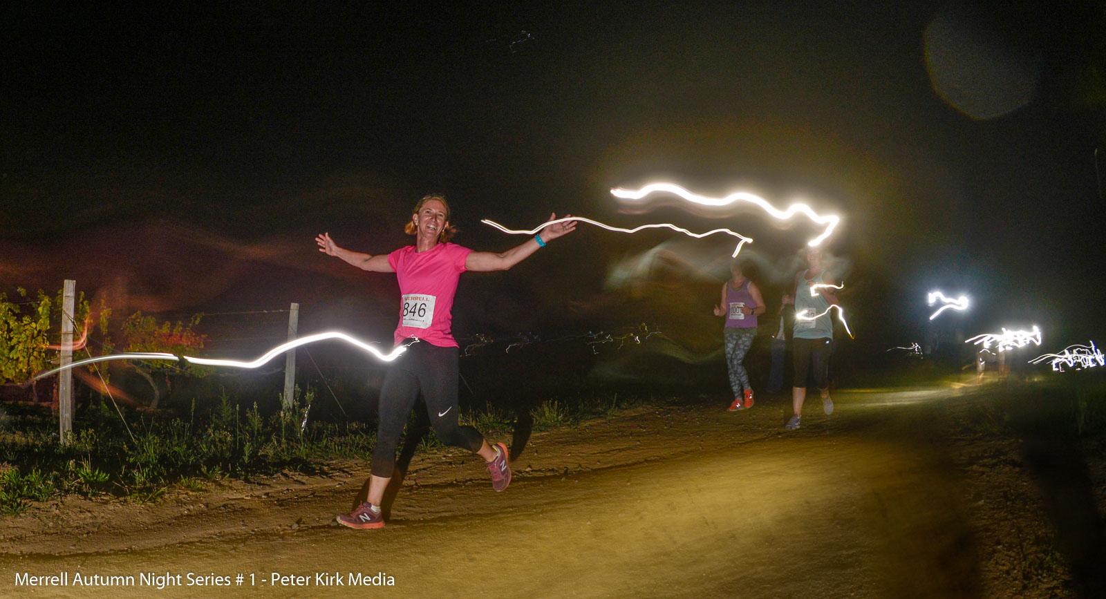 Merrell Autumn Night Run Series