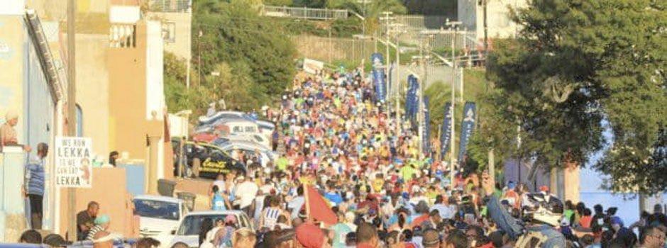 Slave Route Challenge Half Marathon & 10km Run/Walk