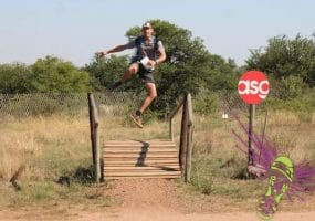 Scatter Run Treasure Hunt Trail Run #3
