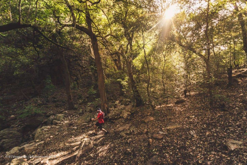 Piesangkloof Winter Trail
