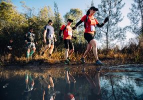 Nissan Trailseeker Trail Run
