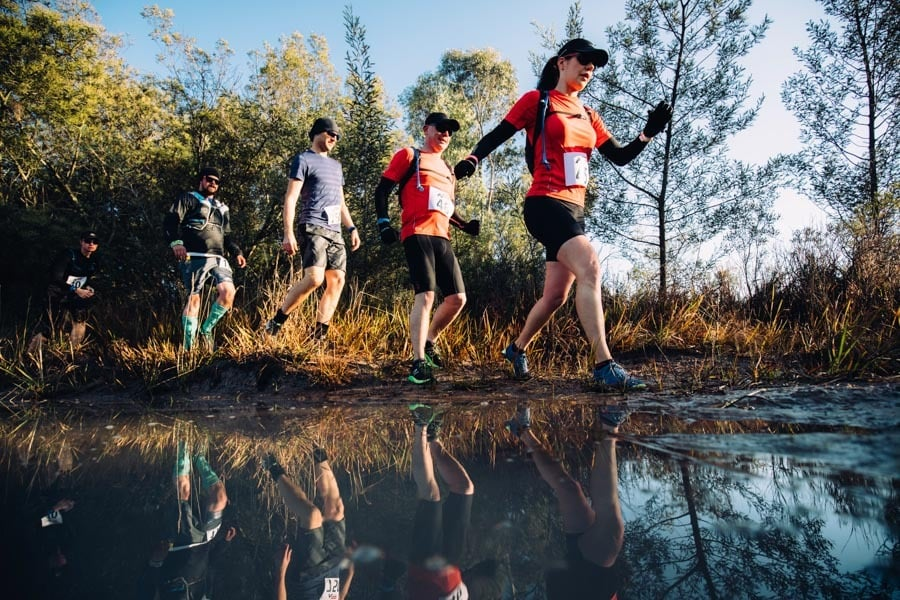 Nissan Trailseeker Trail Run