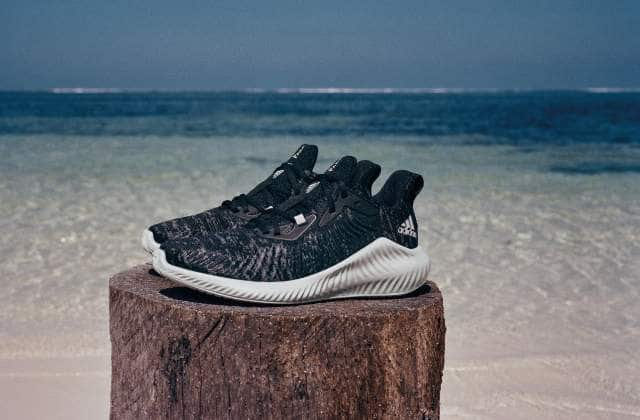 Alphabounce+ Parley shoes