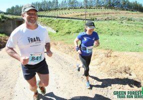 Green Forest Trail Run