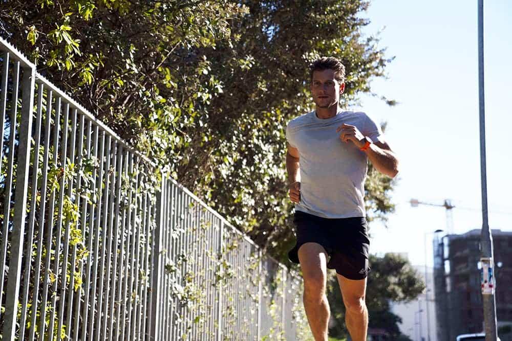 sweat marathon recovery
