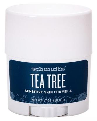 Schmidt's Tea Tree Sensitive Skin Deodorant Stick: R305