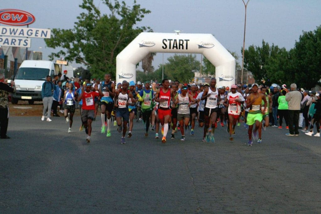 Vaal River City Marathon
