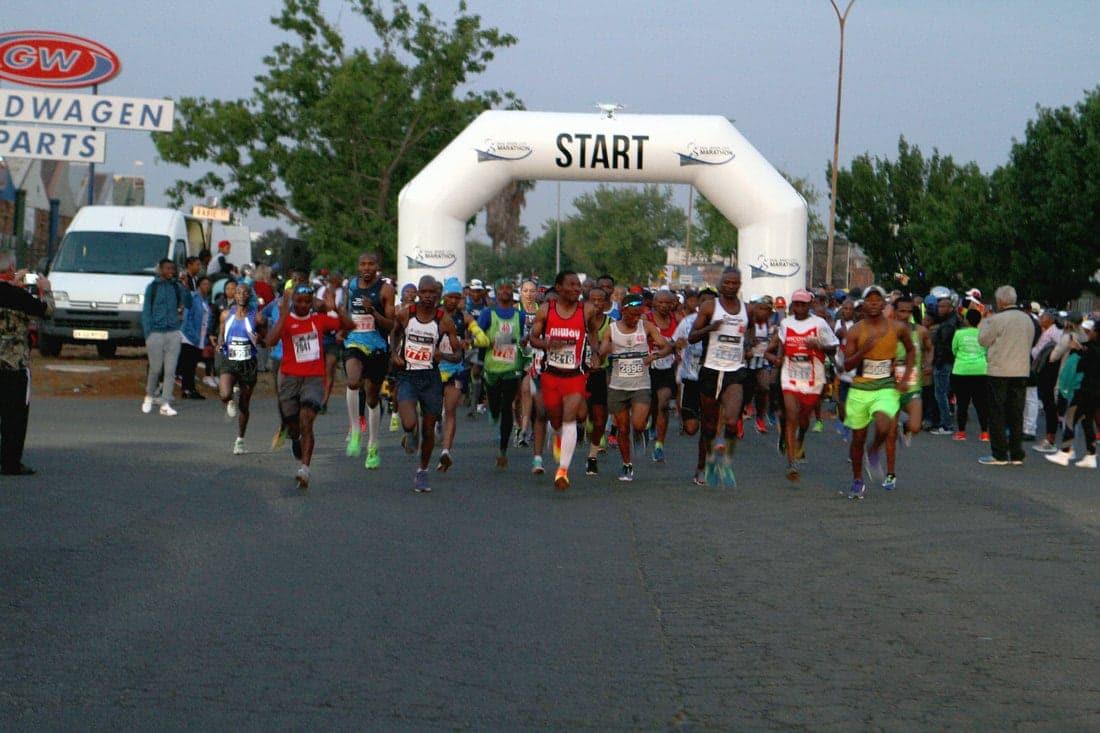 Vaal River City Marathon