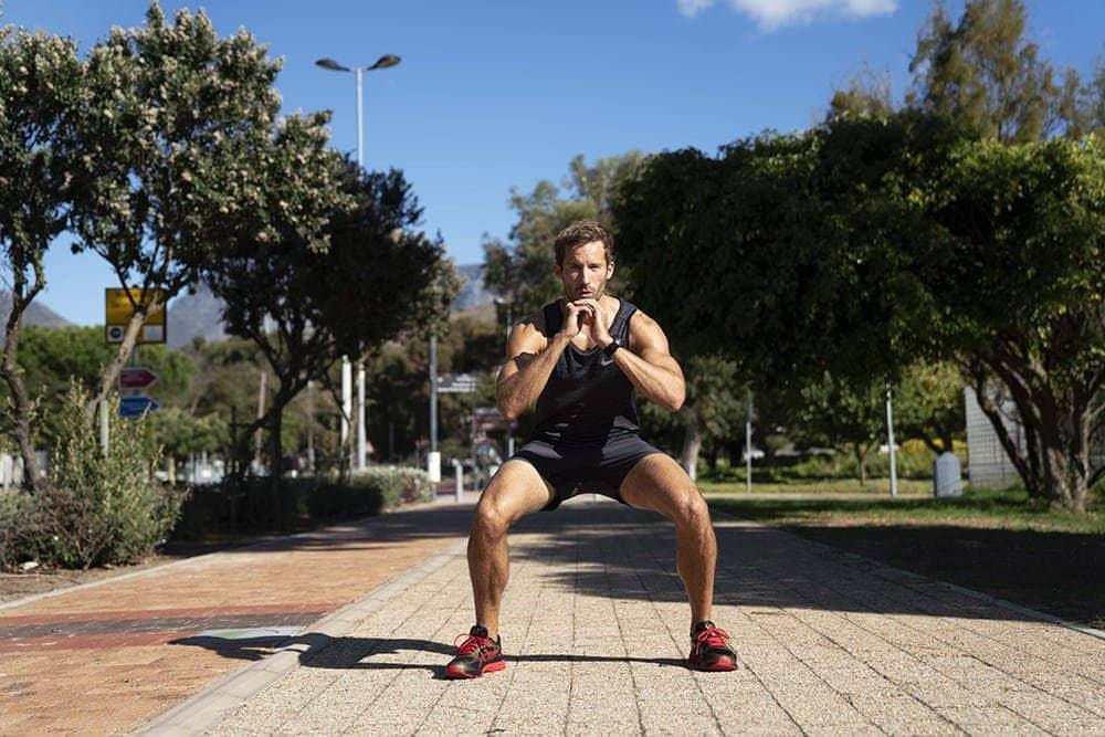 full body workout SQUAT