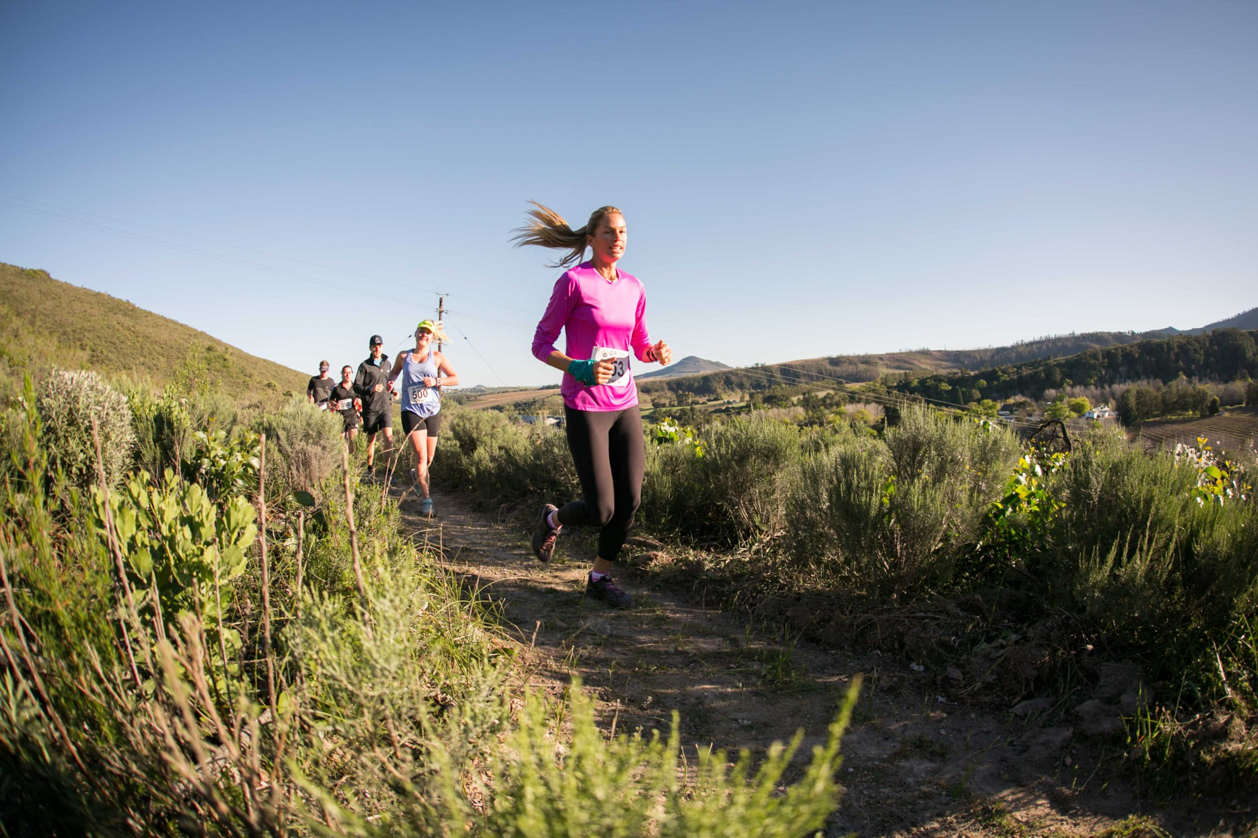 Spring Trail Run | RW Race Calendar