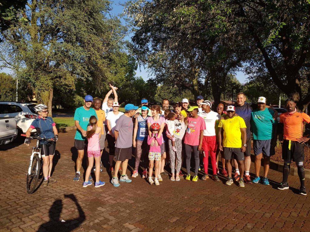 CSIR Half Marathon