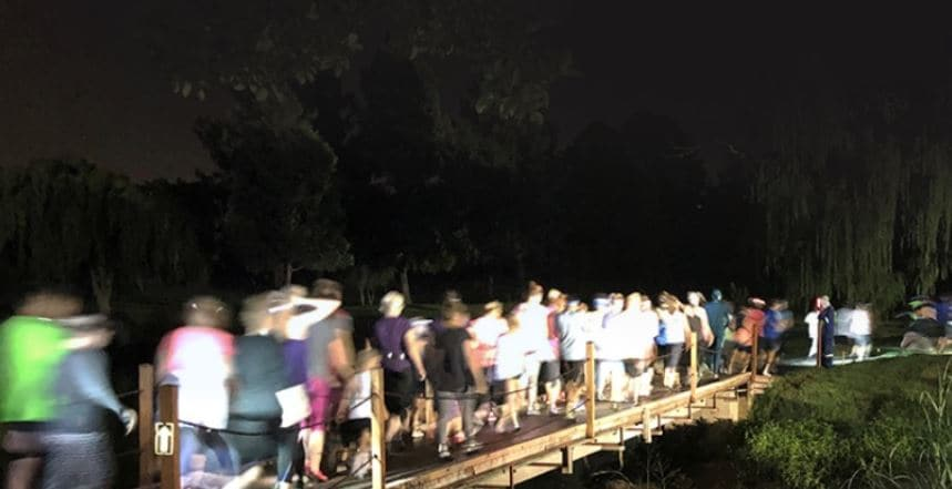 Eastern Nights Trail Run