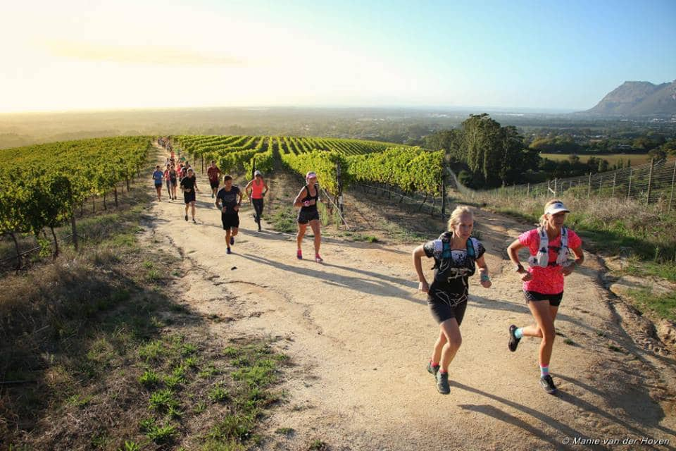 Groot Constantia Trail Run