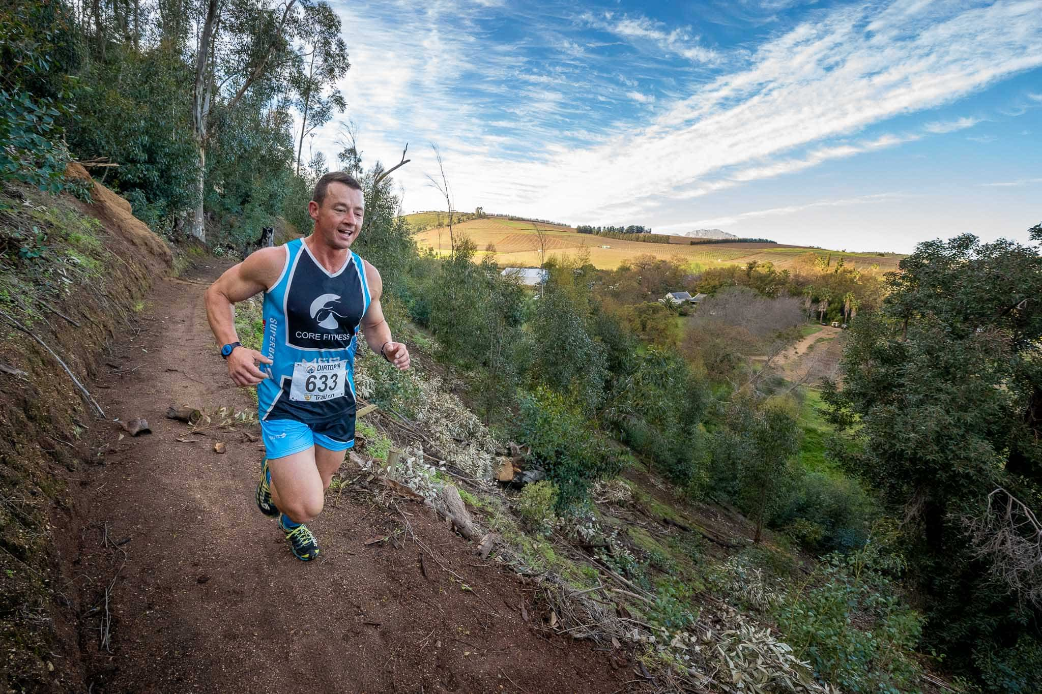 Scorpio Trail Run