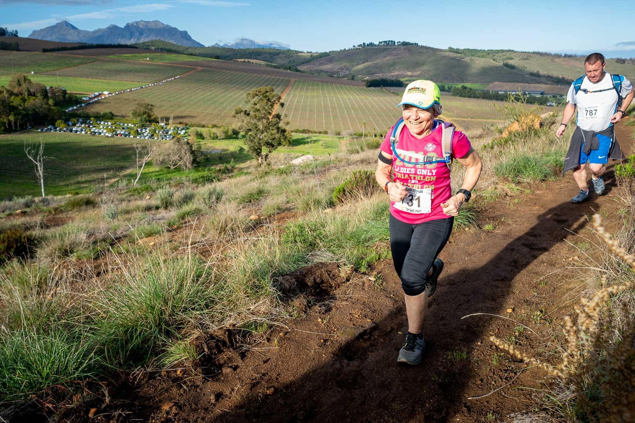 Fantail Trail Run