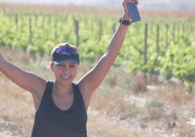 Trail Run Simonsig