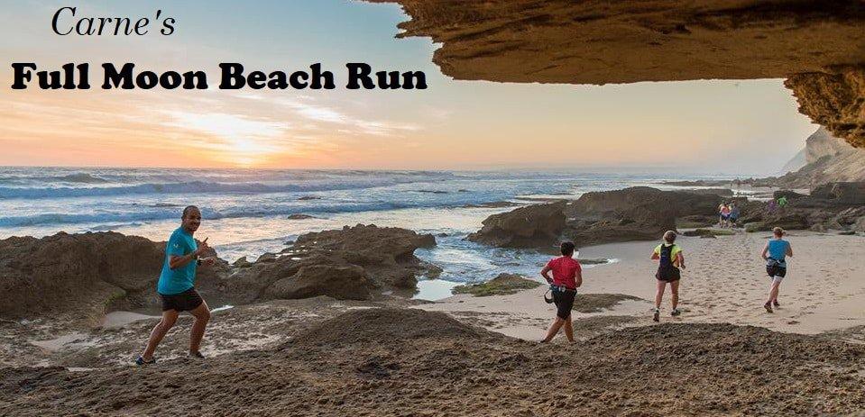 Full Moon Beach Run