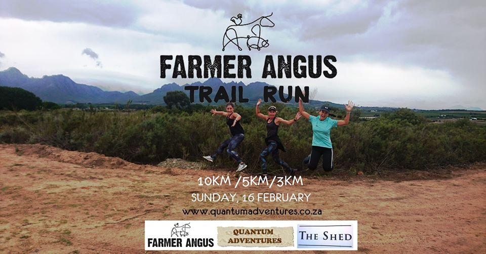 Farmer Angus Trail Run